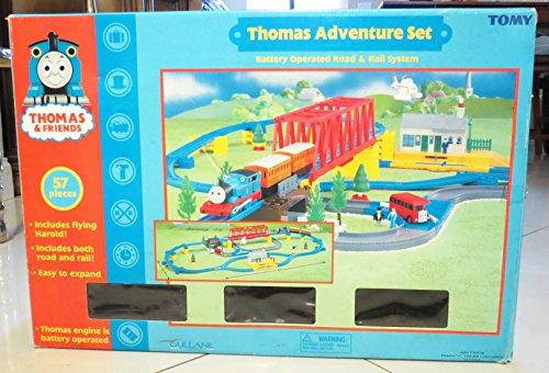 TOMY Thomas & Friends Thomas Adventure Set 2001