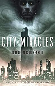 Cover of CITY OF MIRACLES