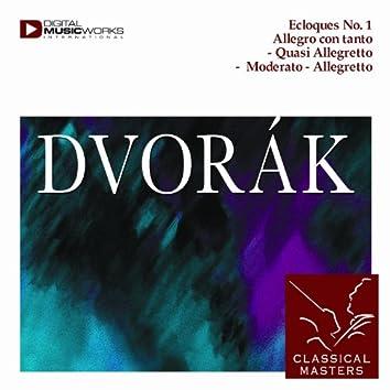 Ecloques No. 1 Allegro con tanto - Quasi Allegretto -  Moderato - Allegretto