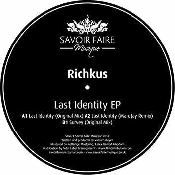 Last Identity EP