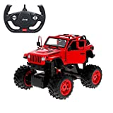 Rastar - Coche teledirigido 1:14 Jeep Wrangler JL Big Foot (46358) , color/modelo surtido