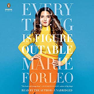 Everything Is Figureoutable audiobook cover art