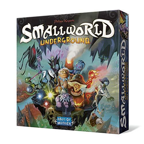 Days of Wonder Edge Entertainment - Smallworld: Underground, SmallWorld (EDGDW7909)