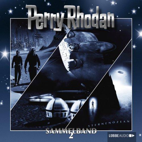 Perry Rhodan, Sammelband 2 Titelbild