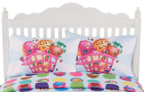 Shopkins Microfiber Pillowcase
