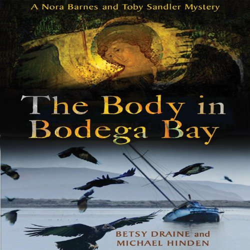 The Body in Bodega Bay audiobook cover art