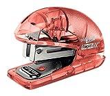 Rapid 5001325 - Mini Grapadora Escolar Modelo F4 Color Albaricoque