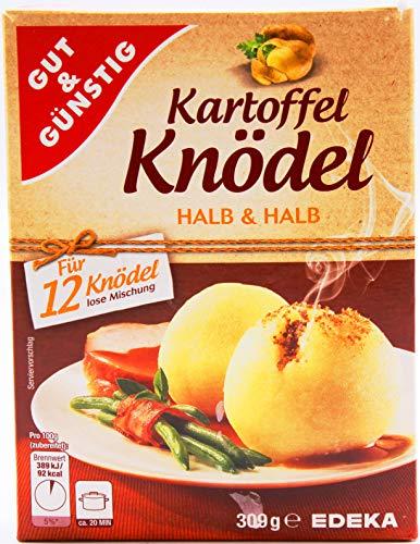 Gut & Günstig Knödel halb+halb, 310 g