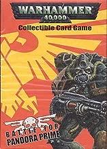 Warhammer 40,000 Battle for Pandora Prime CCG - Chaos Starter Deck