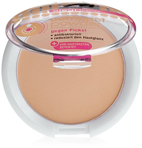 Manhattan CF Compact Powder 75, 9 g