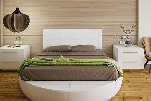 Hogar24-Cabecero Cama tapizado 155 x 55...
