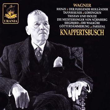 Knappertsbusch Conducts Wagner: Rienzi, Der Fliegende Holländer, Tannhäuser and Others