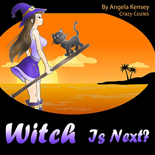 Witch Is Next?: A Cozy Mystery with a Cat and a Mop audiobook cover art