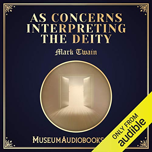 As Concerns Interpreting the Deity cover art
