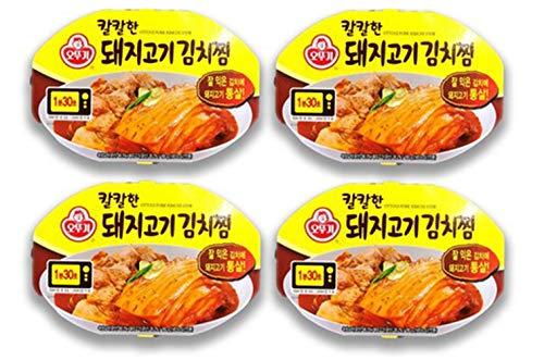 Ottogi Pork Kimchi Stew Spezzatino di maiale Kimchi (180g x 4)