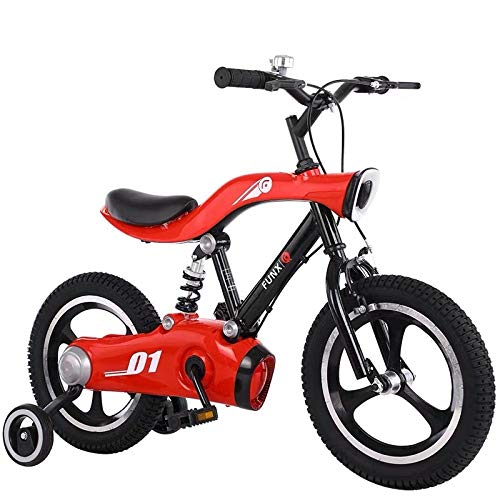 Check Out This Ssltdm Boy Girl Child Bicycle 3-10 Years Old Baby Car 14-inch Inflatable Aluminum Whe...