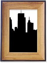 DIYthinker Australia Skyscrapers and Sydney Opera Photo Frame Desktop Display Picture Art Painting Holder