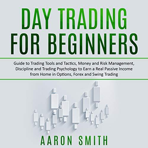 Day Trading for Beginners Titelbild