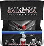 Battlestar Galactica : Complete Series [Alemania] [Blu-ray]