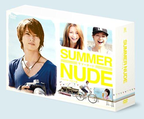 [画像:SUMMER NUDE ディレクターズカット版 DVD-BOX]