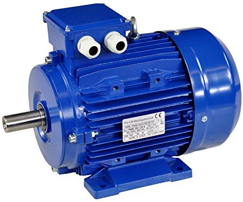 Pro-Lift-Montagetechnik 4kW Elektromotor 400/690V, 1430U/min, B3, 01638