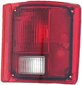 TYC 17-1108-01 Compatible with CHEVROLET//GMC Passenger Side Replacement Side Marker Lamp