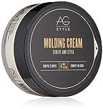 AG Hair Style Molding Cream Sculpt And Style, 2.5 Fl Oz
