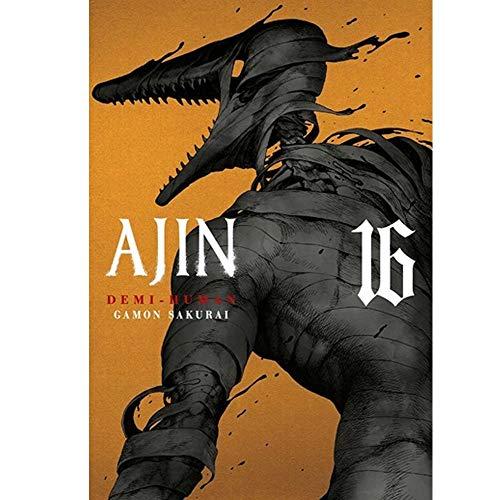 Ajin Vol. 16