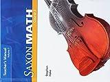 Saxon Math Course 3, Teacher's Manual Volume 1, Common Core Edition, 9781591418863,1591418860, 2012