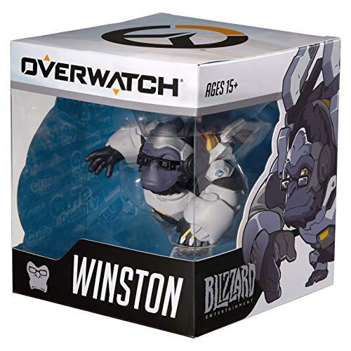 Figurine - Overwatch Cute But Deadly - Winston 12 cm