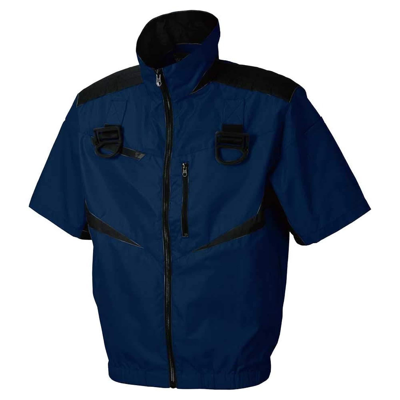 ハムインタネットを見る肝空調服 S-AIR フルハーネス半袖ジャケット(ファンなし) 05951