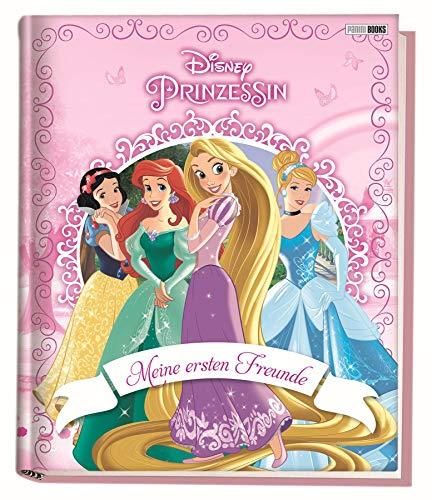 Disney Prinzessin: Meine ersten Freunde: Kindergartenfreundebuch