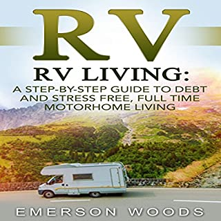 RV audiobook cover art