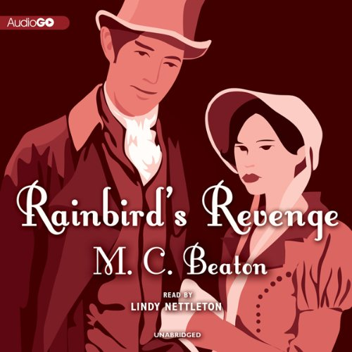 Rainbird's Revenge audiobook cover art