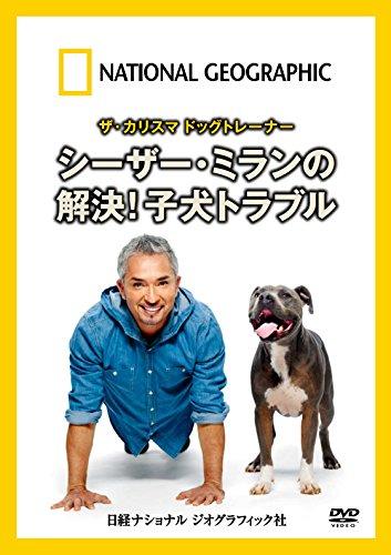 ナショナル ジオグラフィック ザ・カリスマ ドッグトレーナー シーザー・ミランの解決!子犬トラブル [DVD]