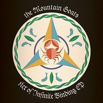 Hex of Infinite Binding EP