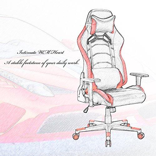 Gaming Stuhl Schreibtischstuhl Bild 4*