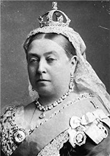 QUEEN VICTORIA GLOSSY POSTER PICTURE PHOTO united kingdom great britain uk