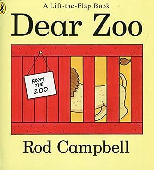 Paperback Dear Zoo Book