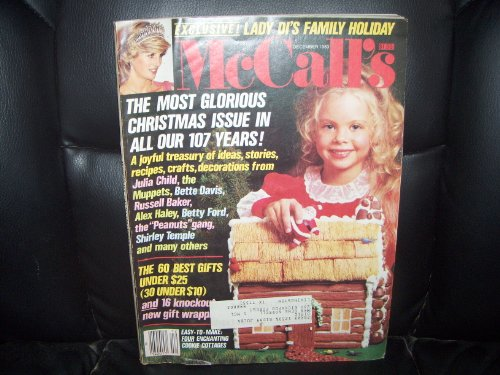 Lowest Prices! MCCALL'S MAGAZINE DECEMBER 1983