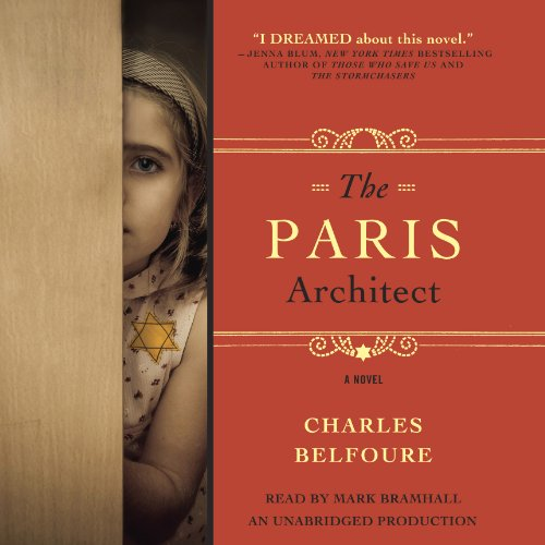 The Paris Architect  By  cover art