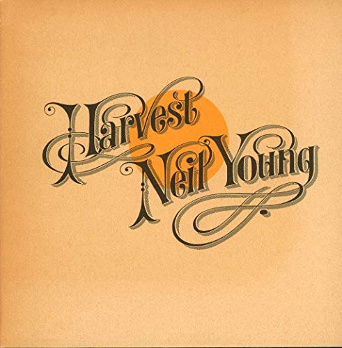 Neil Young - Harvest - Reprise Records - REP 44 131, Reprise Records - 44131