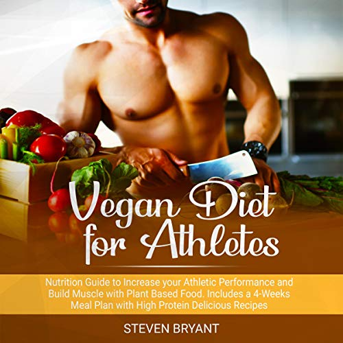 Vegan Diet for Athletes cover art