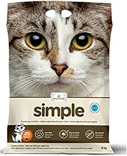Intersand Simple Cat Litter 18kg