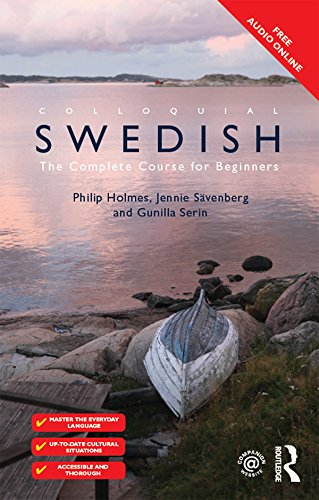 Colloquial Swedish: The Complete Course for Beginners (English Edition)