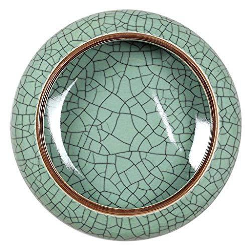 Preisvergleich Produktbild Nologo Ascher,  Dekorationen Art Craft Aschenbecher geknackt große Keramik-Frucht Home Decoration Geschenk Geschenke