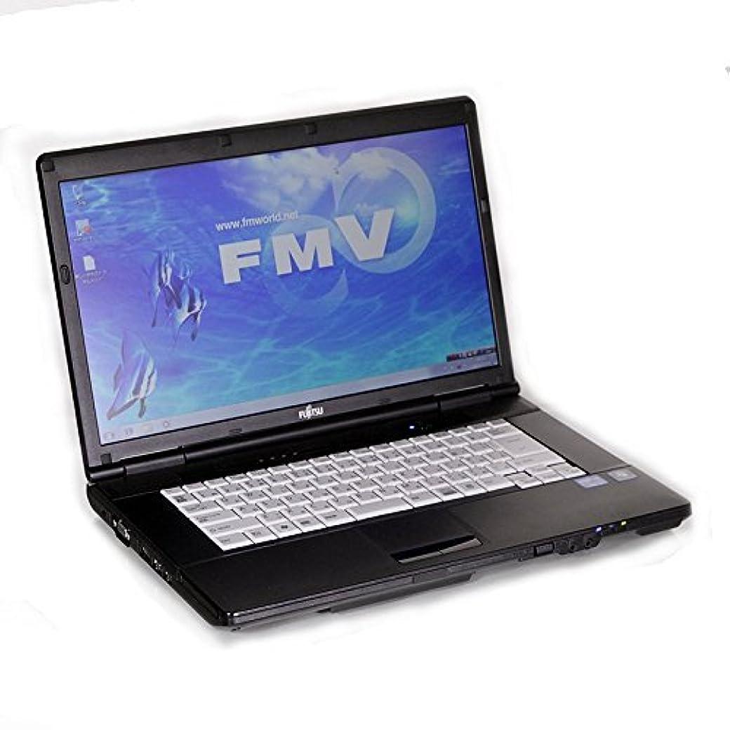 周波数家禽流産【Microsoft Office2010搭載】【Win 10 搭載】【新品SSD240GB搭載】【新品マウス付き】中古 FUJITSU ノートパソコン A572F 第三世代Core i3搭載 メモリー4GB搭載 15型ワイド DVD-ROM搭載