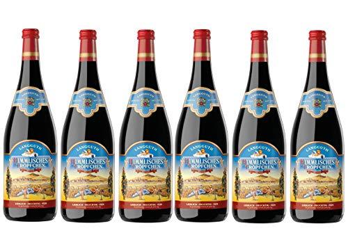Langguth Himmlisches Tröpfchen Rotwein Lieblich (6 x 1 l)