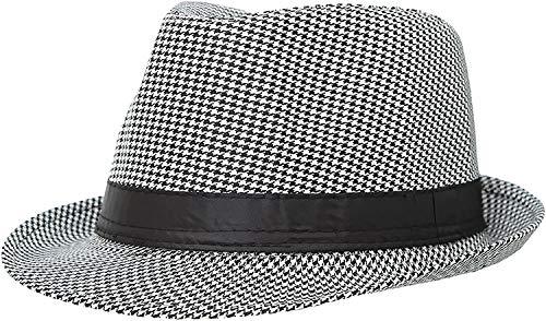 mmq Hut Lässiger Hut Jazz Hut Schwarzer Hut