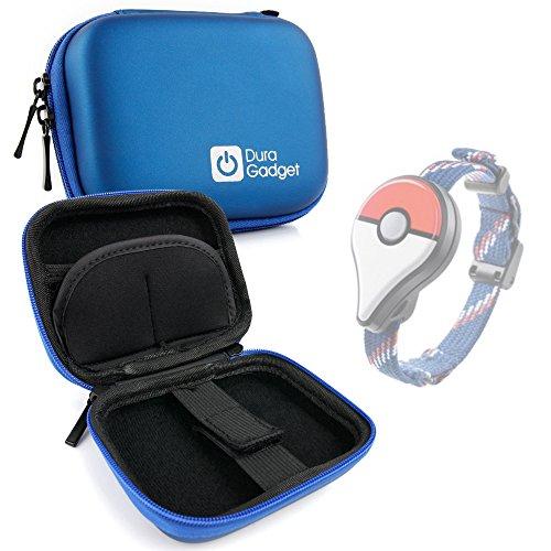 DURAGADGET Estuche Rígido Azul para Pokémon Go Plus